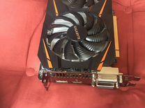 Продам видеокарту Nvidia GeForce GTX 1060 6Gb