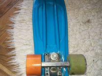 Penny skate skills
