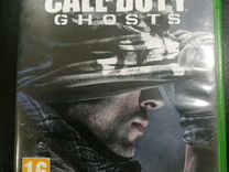 Call of duty ghosts на Xbox one