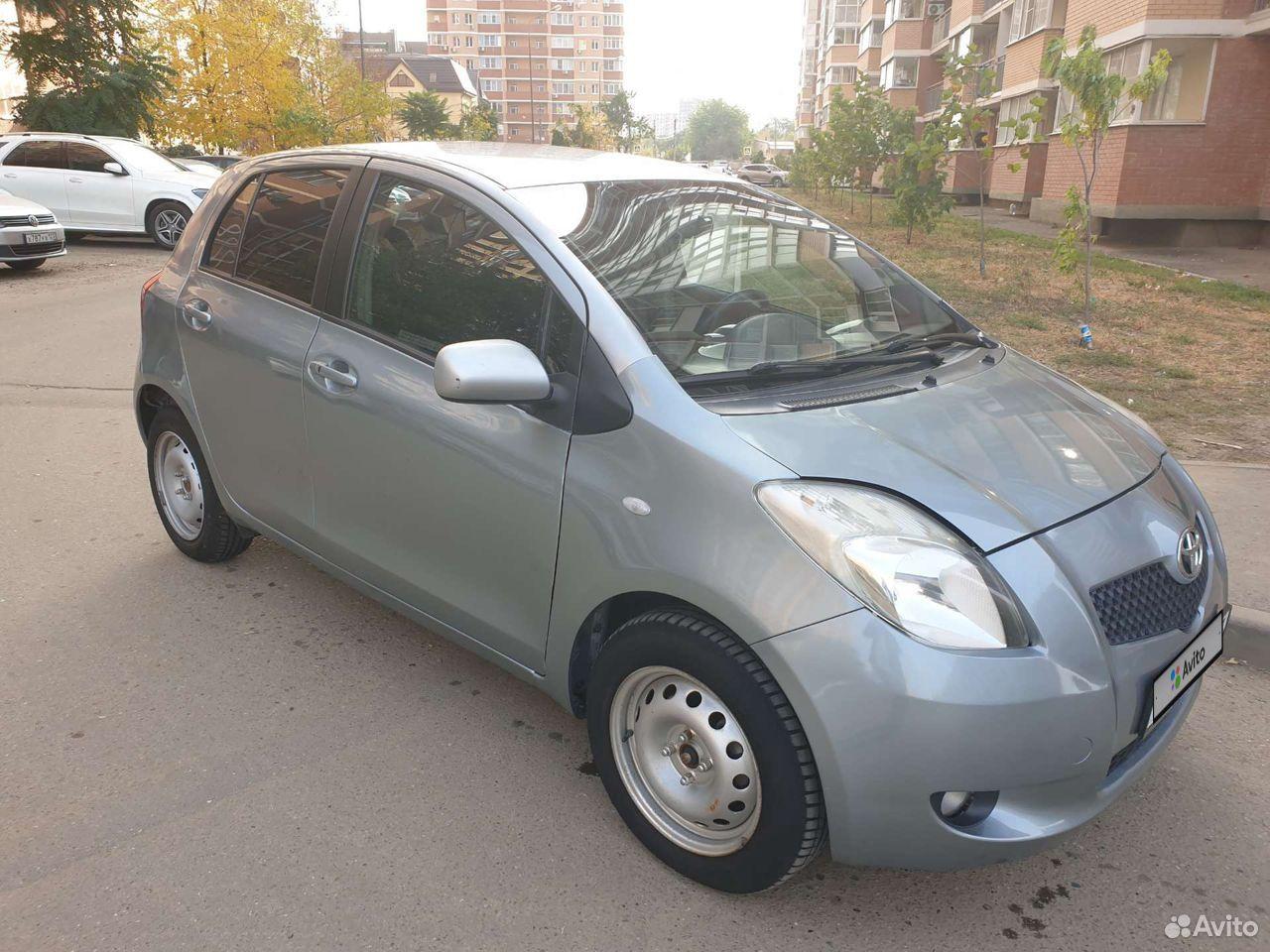 Toyota Yaris, 2007  89883531601 купить 7