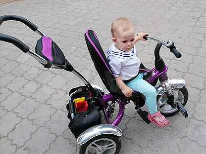 Велосипед для малышей
