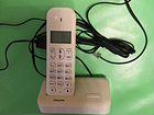 Телефон радиоуправляемый домашний стационарный