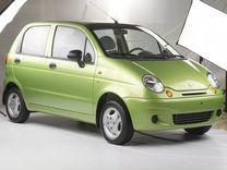 Зеркало механическое Daewoo Matiz