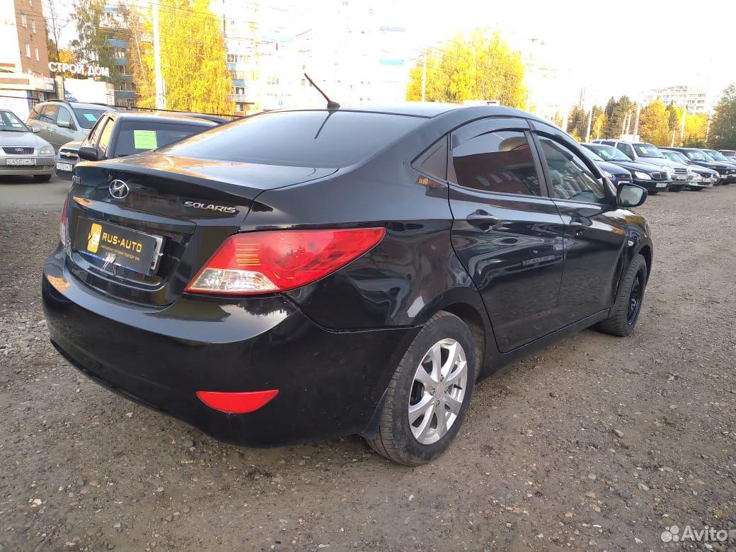 Hyundai Solaris, 2014  89501678983 купить 4