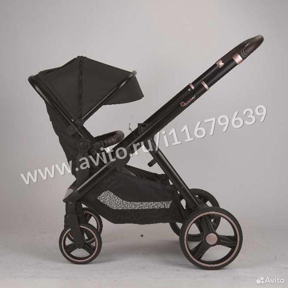 Babytime: Коляска 2в1 Luxmom  89379596995 купить 3