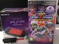 Invizimals: Зона теней (камера PSP+игра) (PSP)