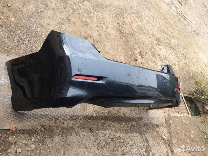 Задний бампер тайота камри 50 оригинал  89640125959 купить 1