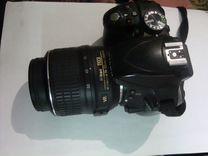 Фотоаппарат никон д3000 — Фототехника в Магнитогорске