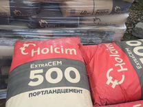 Цемент М-500 holcim