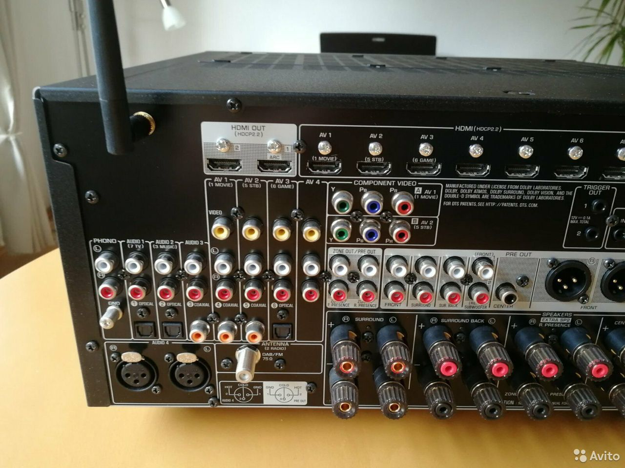 Yamaha RX-A3080  89150395871 купить 10