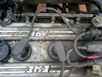 Мотор змз 406 + коробка+ радиатор