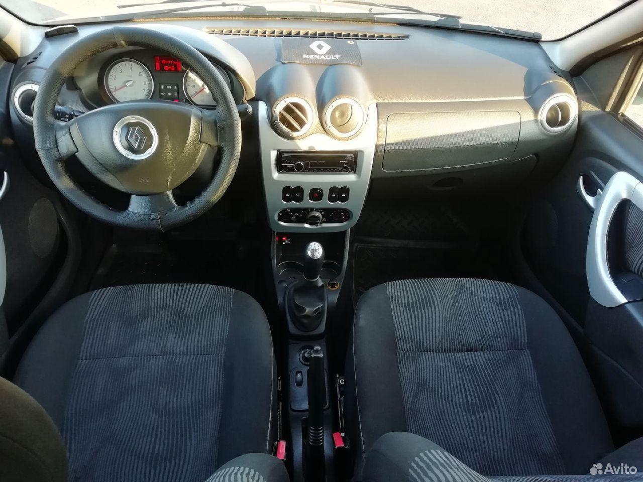 Renault Logan, 2011  89613558476 kaufen 9