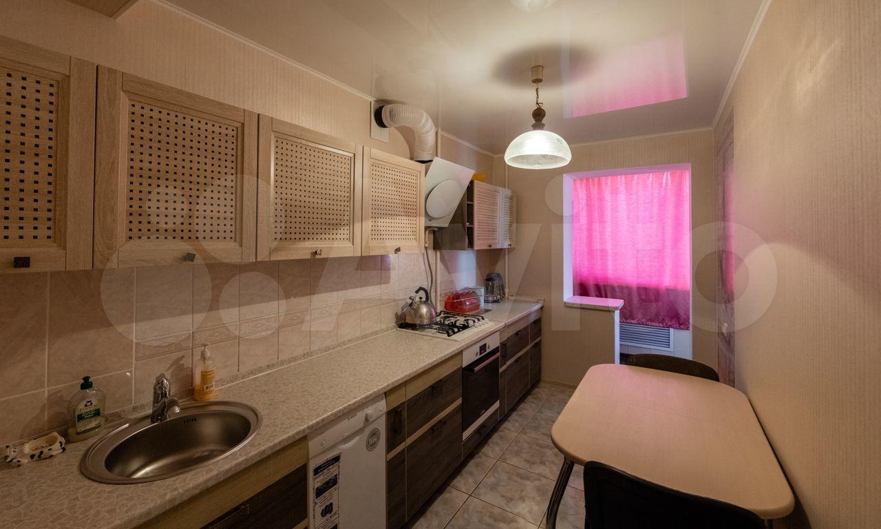 3-к квартира, 65.8 м², 6/9 эт.  89272846290 купить 8