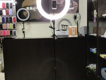 Кольцевая лампа 50см