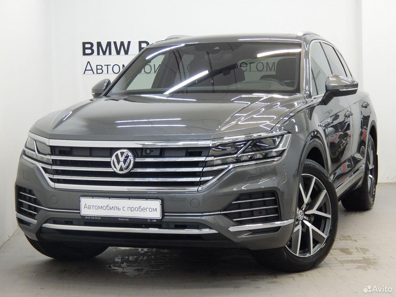 Volkswagen Touareg, 2018  88129219908 купить 1