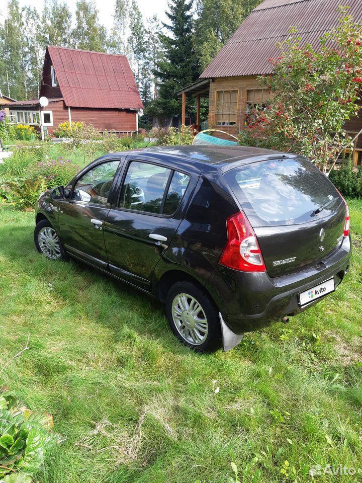 Renault Sandero, 2013  89586007335 купить 2