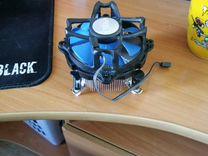 2 кулера и 2 корпусных вентилятора