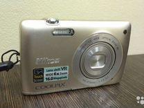 Фотоаппарат Nikon Coolpix S4300 16 Мп