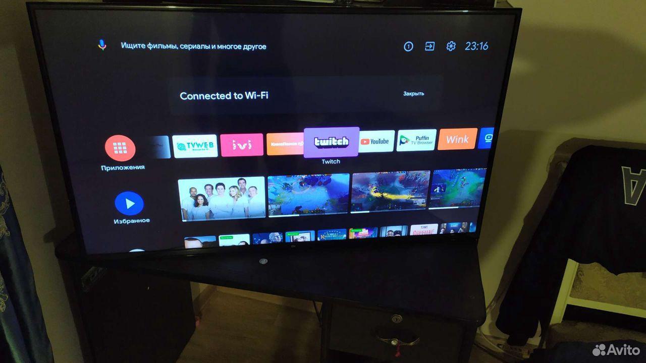 Телевизор Xiaomi Mi LED TV 43  89382034621 купить 4
