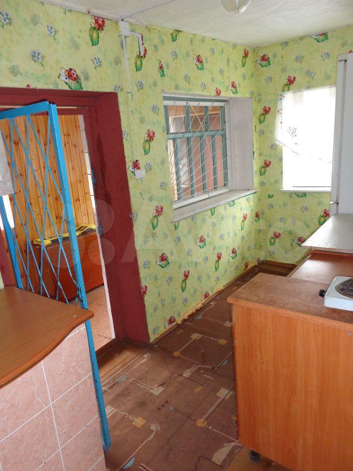 House 63 m2 on the plot 8 hundred.
