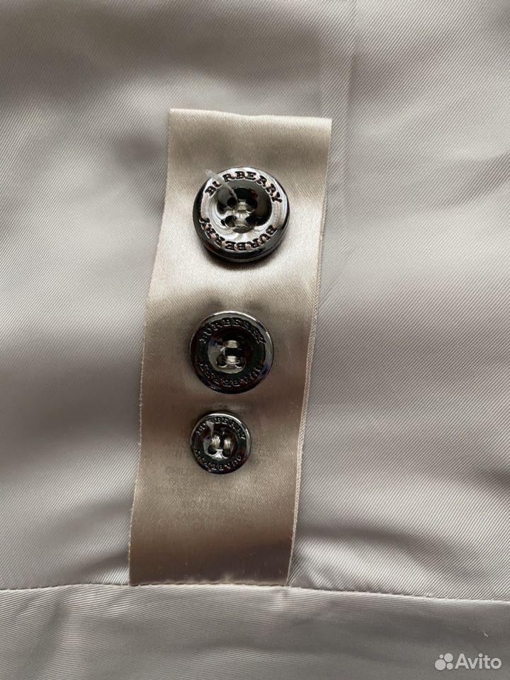 Пальто Burberry 8y/126см  89103000691 купить 3