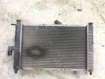 Радиатор охлаждения с диффузором Дэу Матиз