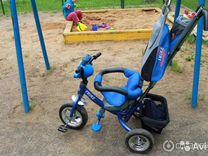 Детский велосипед Trike с ручкой