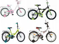 Велосипеды двухколесные,трехколесные,самокаты