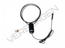 Bluetooth микронаушник с выводным микрофоном