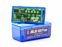 Автосканер OBD2 Bluetooth ELM327 v2.1 mini AD2