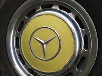 Колпаки Mercedes w123 — Запчасти и аксессуары в Брянске