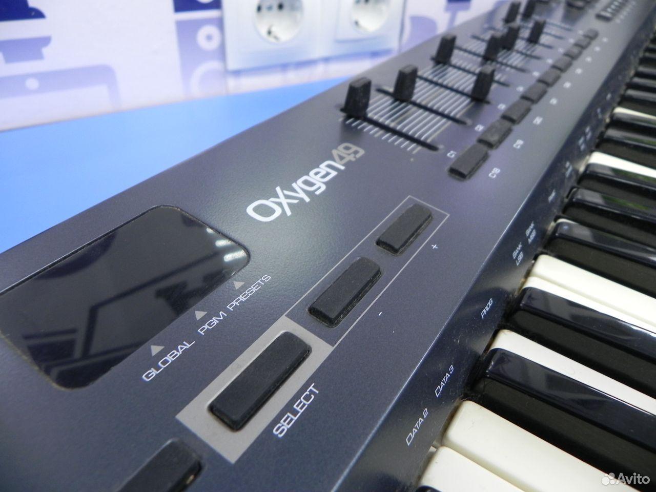 Синтезатор Oxygen49 арт-гз72  83435478920 купить 2