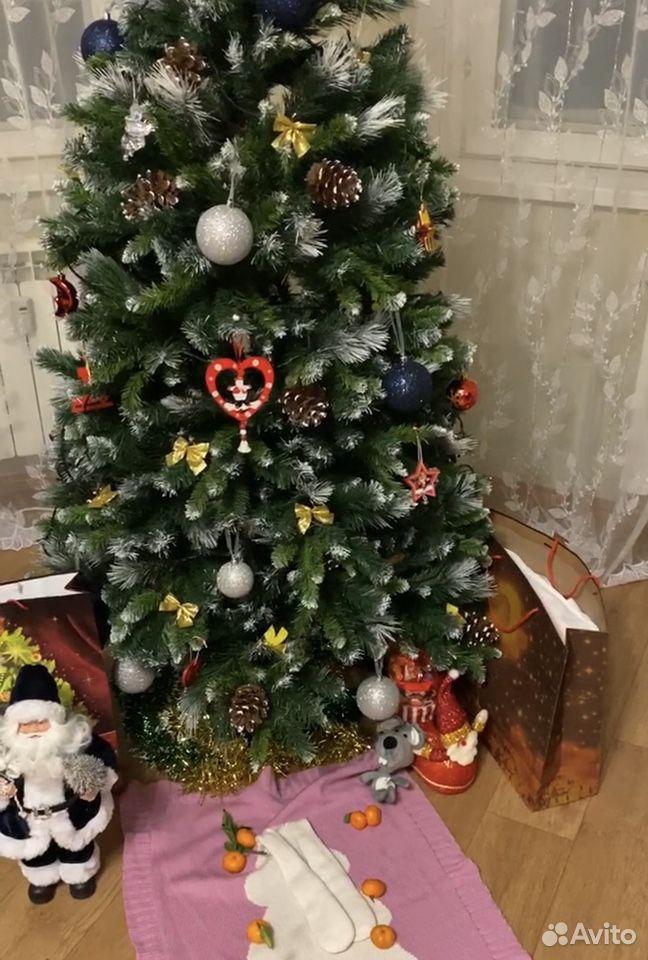 елка искусственная новогодняя  89226550927 купить 1