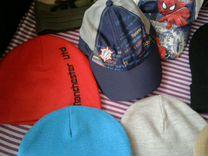 Шапки,шарфы и одежда для мальчика