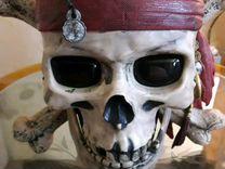 Интерактивная игрушка череп