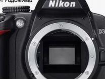 Зеркальный фотоаппарат Никон д3000