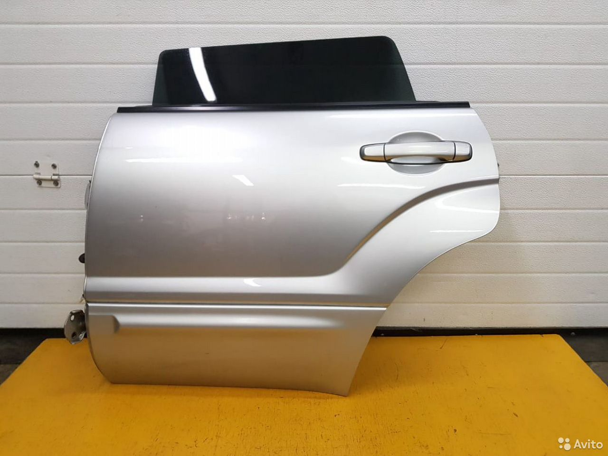 89625003353  Дверь задняя левая Subaru Forester, SG5, EJ20