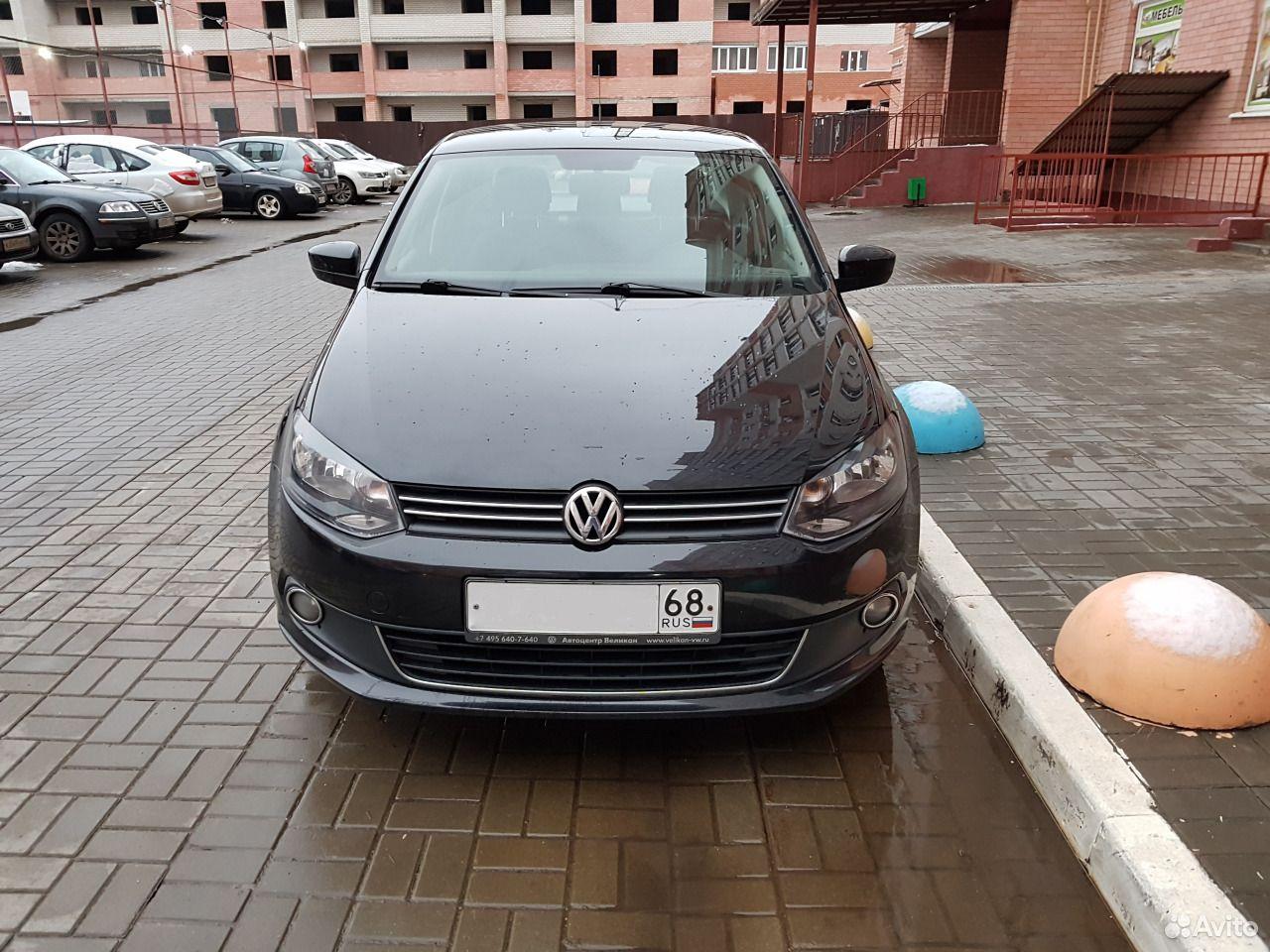 Volkswagen Polo, 2012 89158782334 купить 1