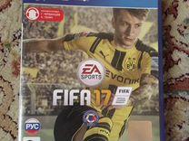 Игра PS4 -fifa17